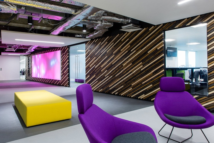 CareerBuilder Office by Oktra, London – UK