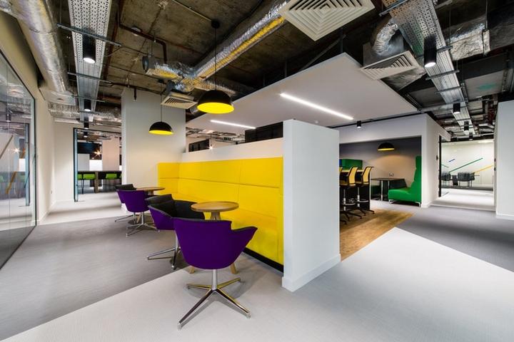 CareerBuilder Office by Oktra, London – UK » Retail Design ...