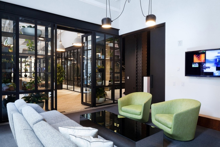 Digital media company headquarter by olson kundig new for New york city design company