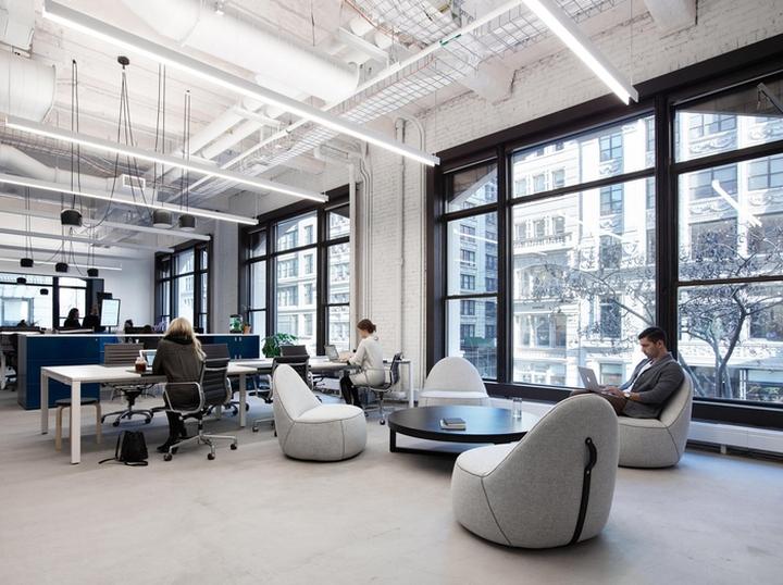 187 Digital Media Company Headquarter By Olson Kundig New