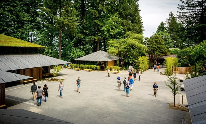 187 Expansion Of The Portland Japanese Garden By Kengo Kuma