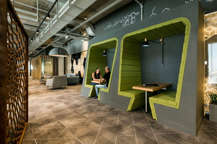 GE Healthcare Office by Setter Architects, Haifa – Israel