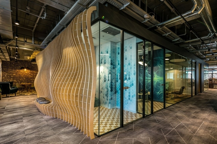 187 Ge Healthcare Office By Setter Architects Haifa Israel