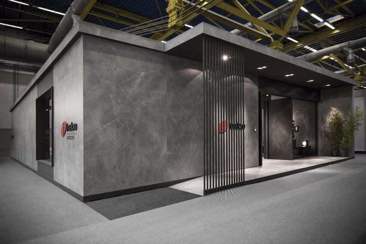 inalco瓷砖展厅设计