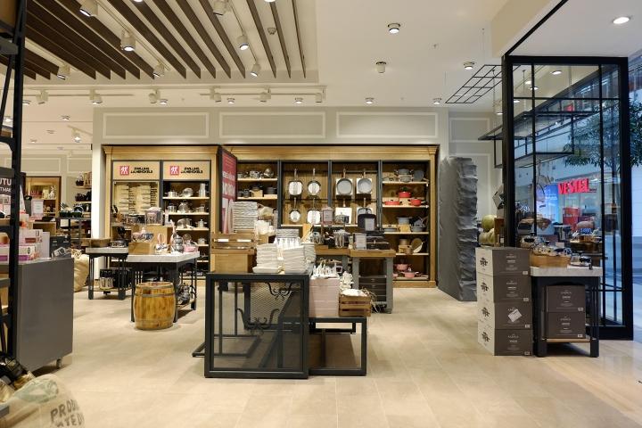 Istinyepark Karaca Store By Yk Mimarl K Istanbul Turkey Retail Design Blog