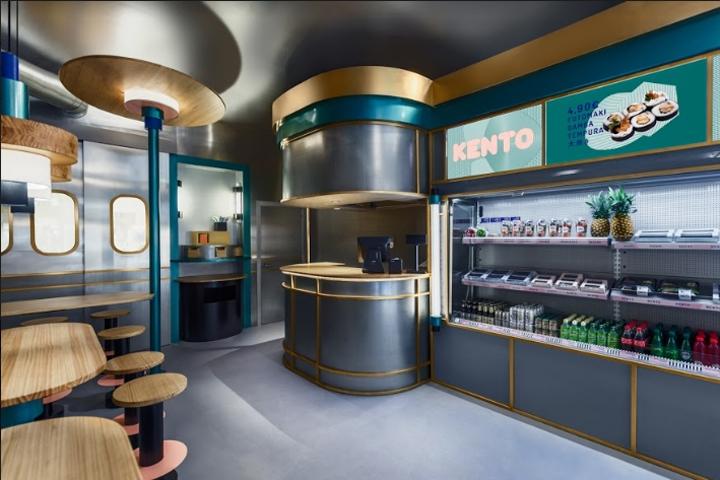 Kento shop by masquespacio valencia spain for Design hotel valencia spain