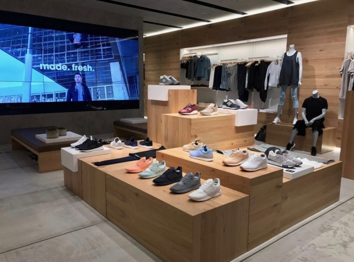 Greater Groups Asia Design Team Boldly Translated Their Creativity And Expertise To Bring New Balances Hybrid Vision Life