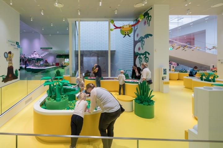Lego house by big billund denmark retail design blog for Big house blog