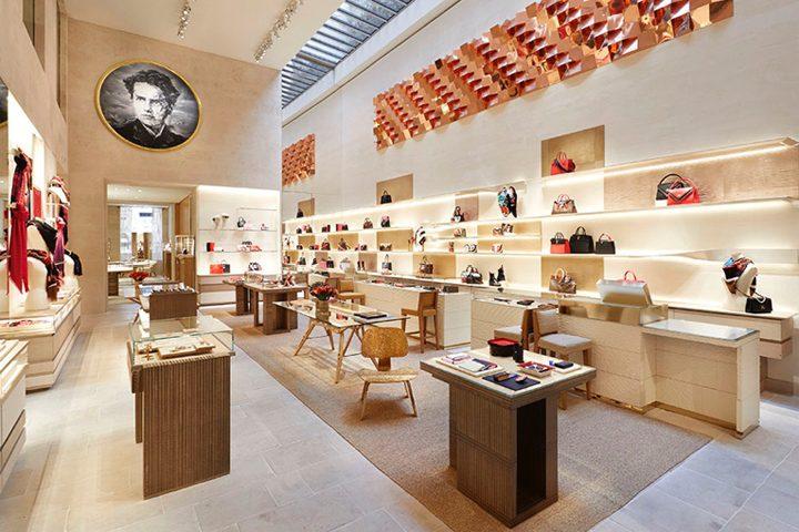 Louis Vuitton Maison store by Peter
