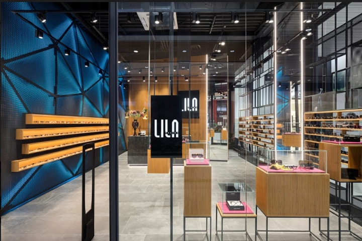 Fashion Store Layout Design