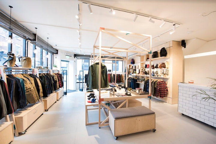 Outsiders Store By WDC Creative Quantum4 And Oustiders Team Liverpool UK