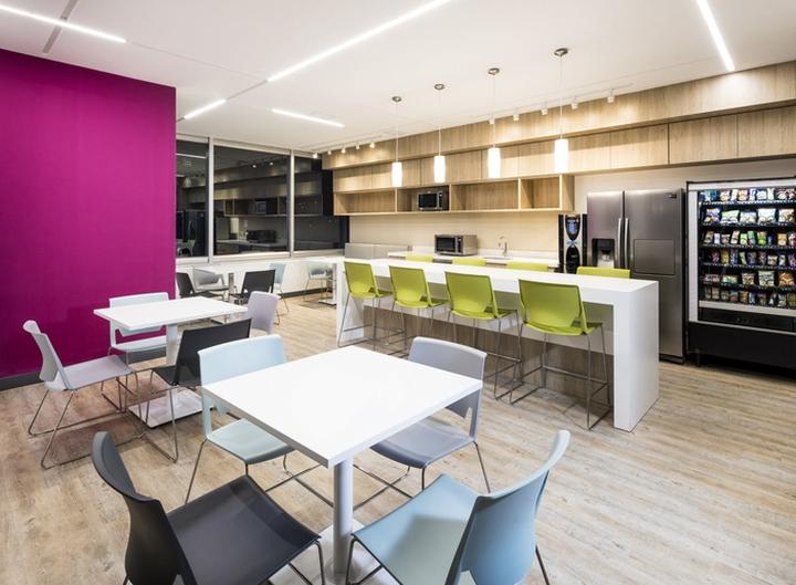 Scor Office By Aei Arquitectura E Interiores Bogot