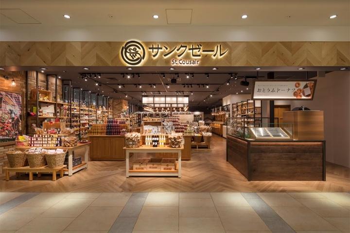 日本St. Cousair商店设计