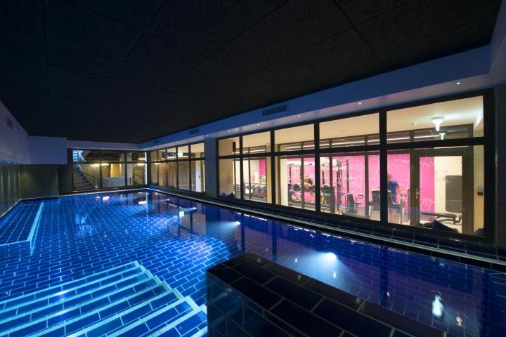 Steel House Luxury Hostel By Duncalf Copenhagen Denmark