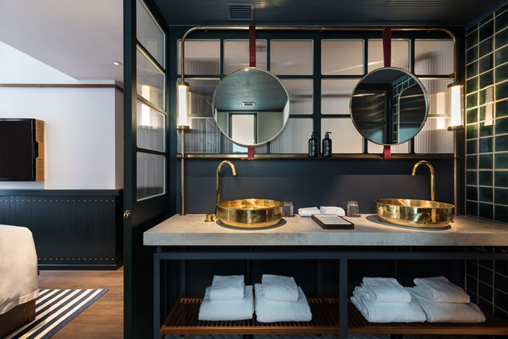 The fleming hotel renewal hong kong retail design blog for Design hotel 2017
