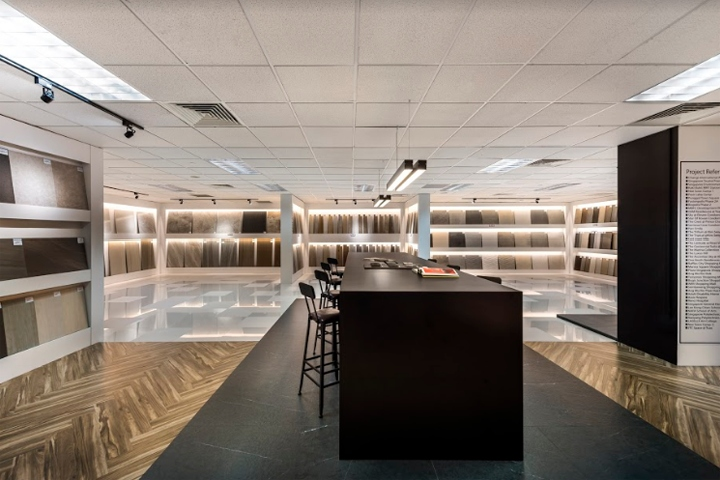 187 Universal Building Products Showroom By Casey Chua Adx