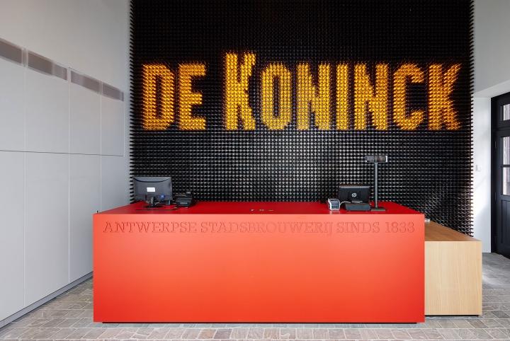 187 Brouwerij De Koninck Restaurant By Notbeforeten