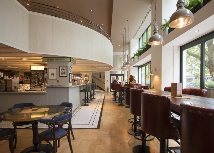 Brigstow Hotel Bristol Restaurant Menu