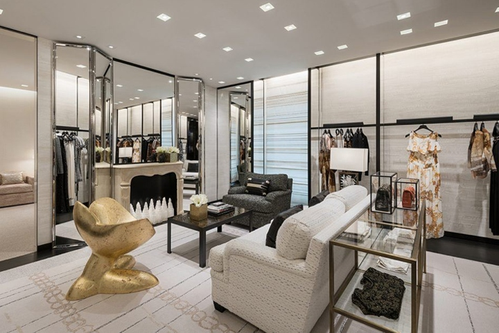 Chanel flagship store by Peter Marino Toronto Canada Retail