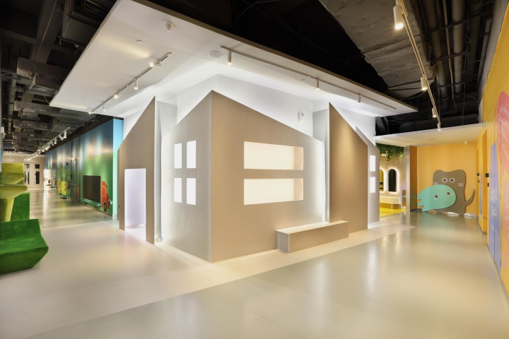 new home design center. Design  Janus Huang Roy Irene Pan Verda Chen Taipei Base Center Children Education By Pudong