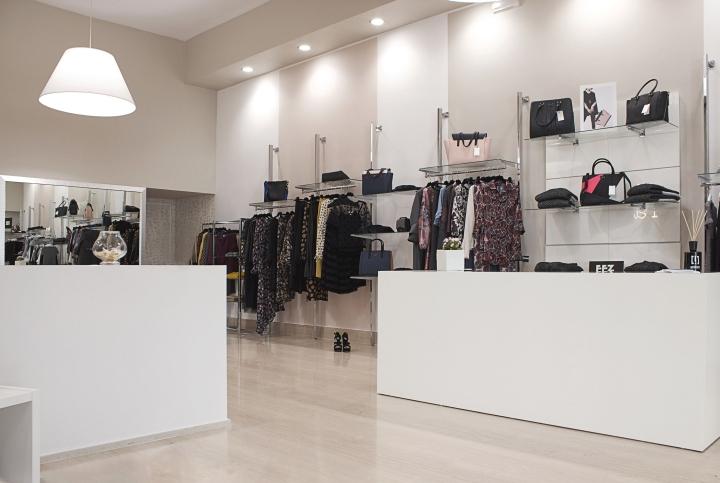effa boutique by k1artstudio modugno italy retail design blog. Black Bedroom Furniture Sets. Home Design Ideas