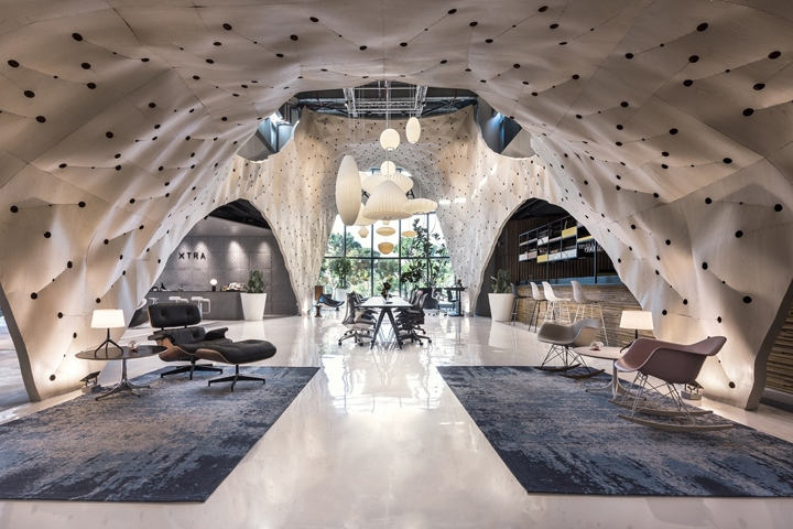 XTRA家具新加坡旗舰店面设计