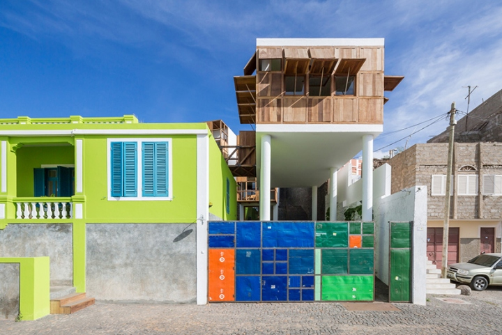 Hotel Complex By Ramos Castellano Architects Cabo Verde