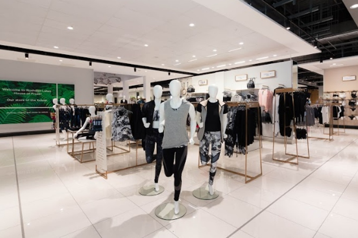 Department store retail design blog the much anticipated department store marks several firsts for house of fraser it is the british retailers first out of town format malvernweather Image collections