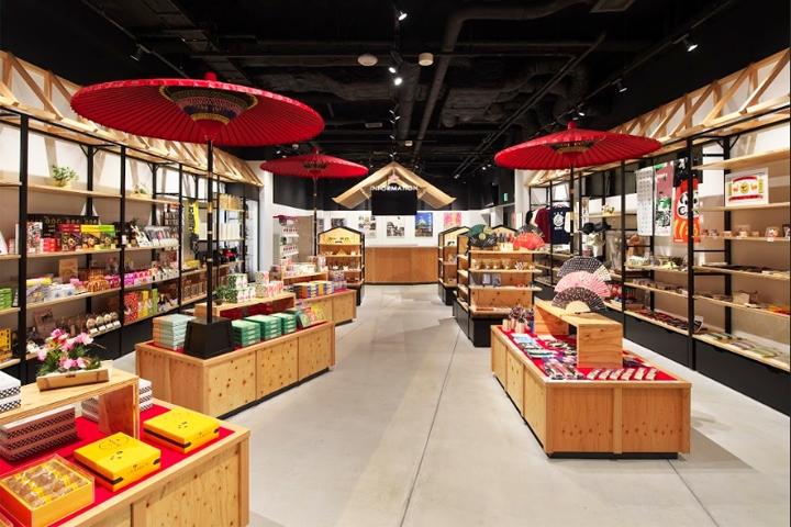 日本大阪Jo-terrace Osaka官方店设计
