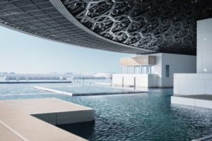 Louvre Museum, Abu Dhabi - Jims Travel Culture and