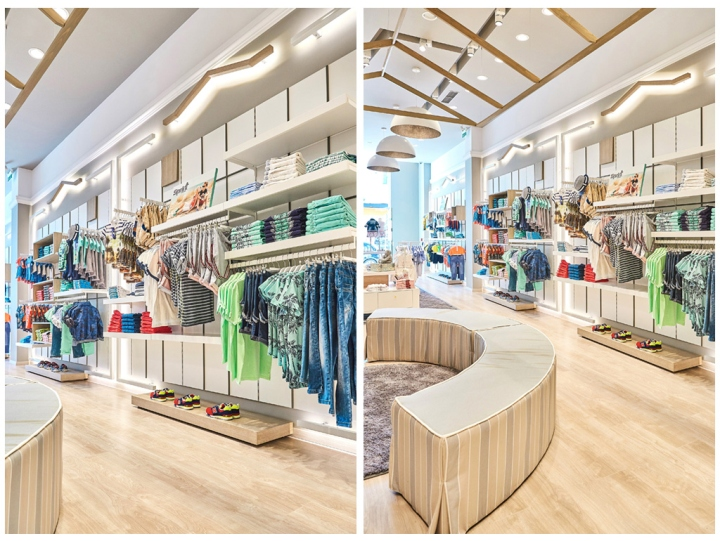 Design Bank 2 Zits Lugo.Maison Marasil Concept Store By Design Team Athens Greece