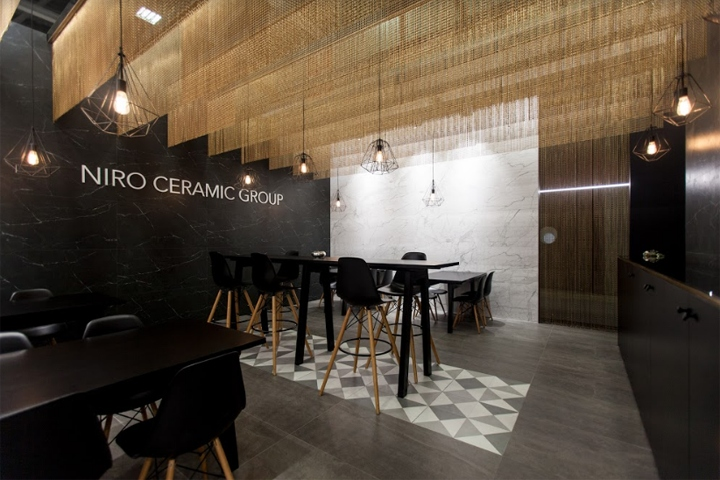 Niro陶瓷空间设计