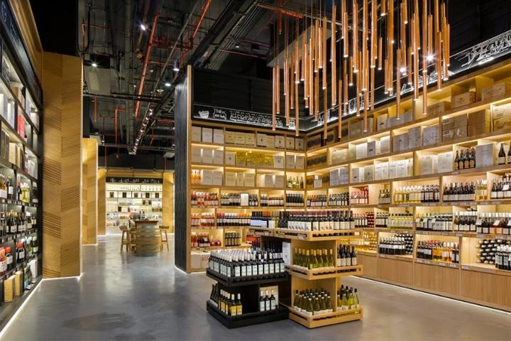 迪拜Peninsula Store 半岛商店设计
