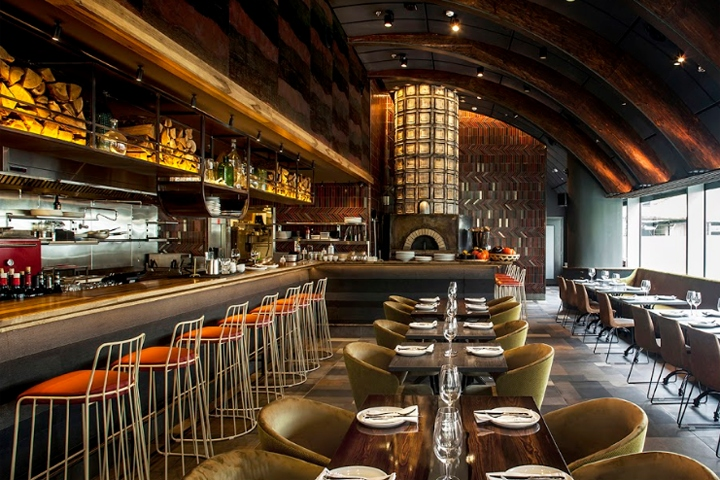 187 Pomo Italian Restaurant By Studio Yaron Tal Tel Aviv