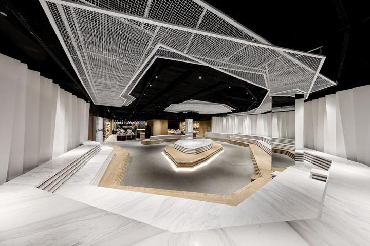 杭州言又几书店设计