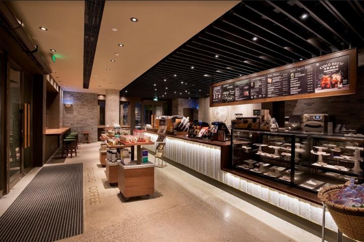 187 Starbucks Caf 233 By Wei Xu Yangshuo China