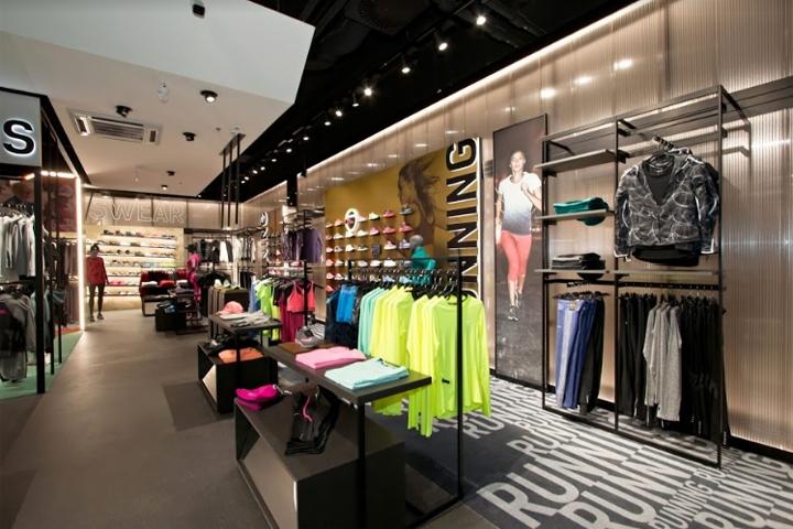 Sports Store | Retail Design | Shop Interior | Sports