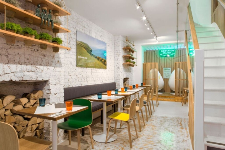 Yeotown Kitchen By Brand Creative London Uk