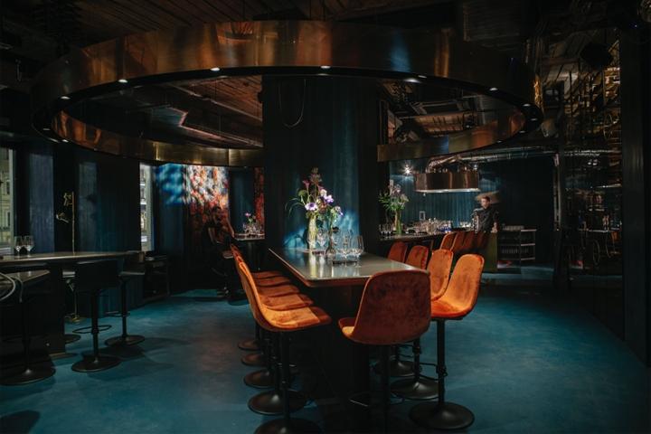 Big Wine Freaks Bar By B Arch Moscow Russia