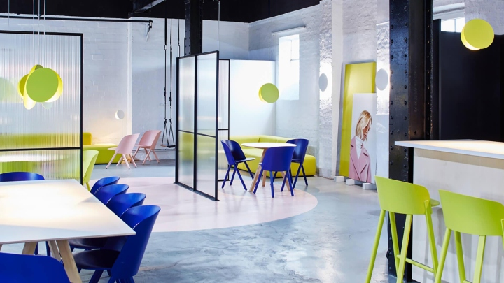Creative Workspace By Studio Besau-Marguerre, Hamburg