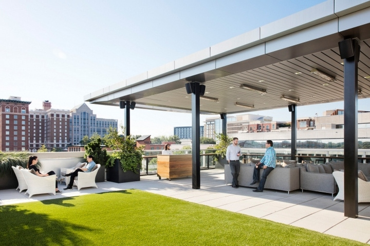 Ep co office by gensler greenville south carolina for Architects greenville sc