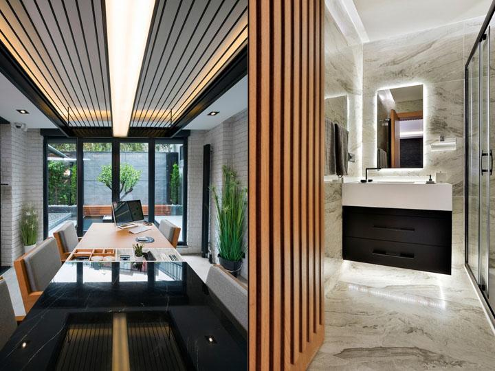 Designer: Renda Helin Design U0026 Interiors Photography: Furkan Uyan