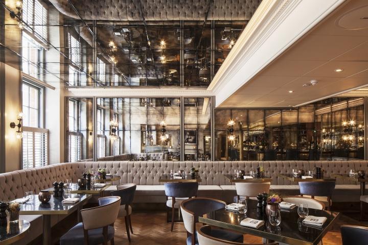 187 Gbr Restaurant At Dukes Hotel London By Designlsm