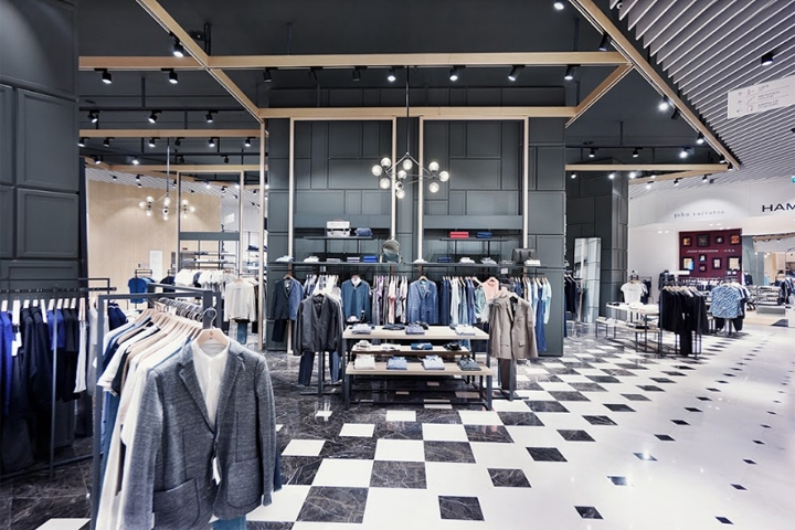 » Galeries Lafayette department store by Plajer & Franz ...