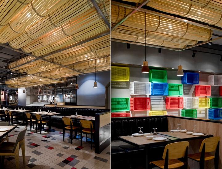 187 Hema Restaurant By The Swimming Pool Studio Shanghai