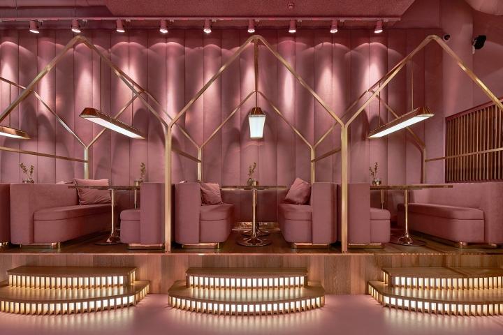 Mama kelly amsterdam by de horecafabriek amsterdam - Interior leather bar free online ...