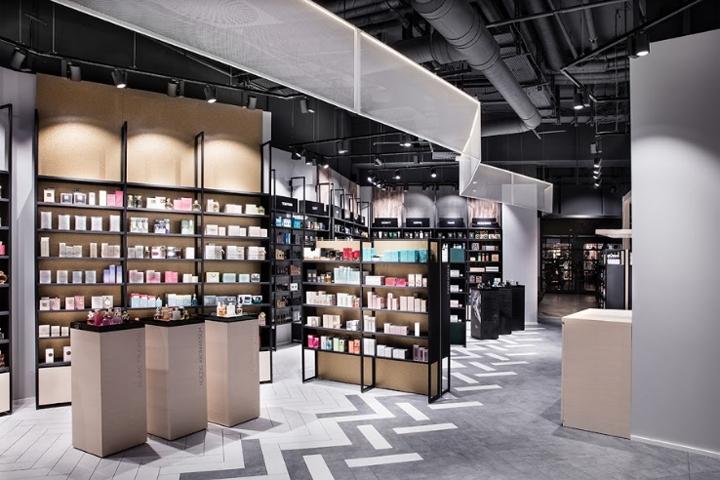 商业空间设计|Mußler Beauty美容护理店面设计