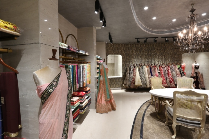 187 Neerus Bridewear Boutique By Frdc Bangalore India