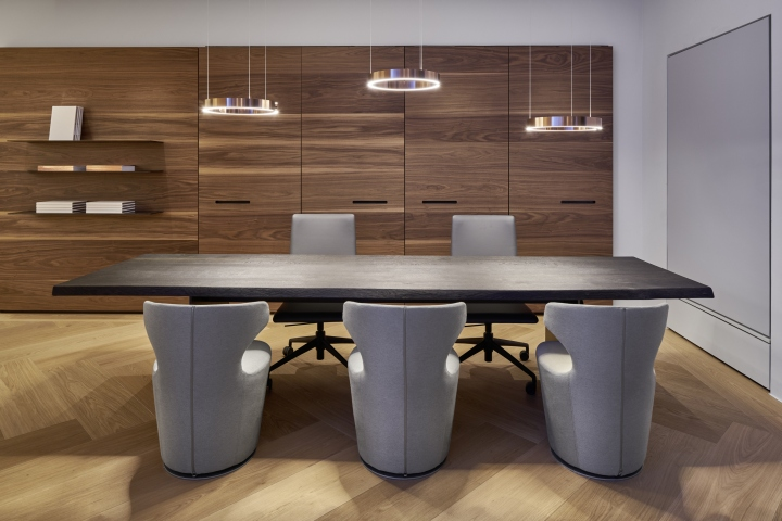 Tremendous Occhio Flagship Store Brienner Quartier By Einszu33 Munich Gmtry Best Dining Table And Chair Ideas Images Gmtryco