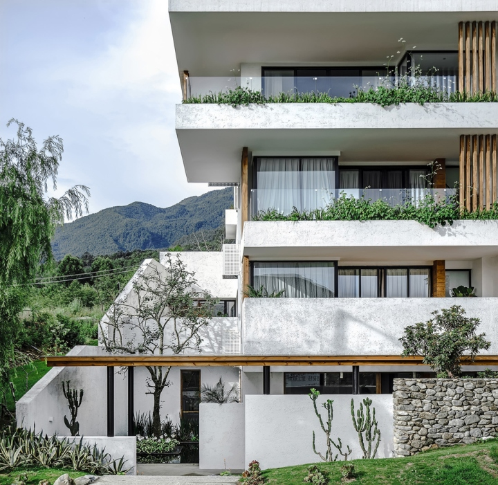 Pure house boutique hotel by yueji architectural design for Pure home designs
